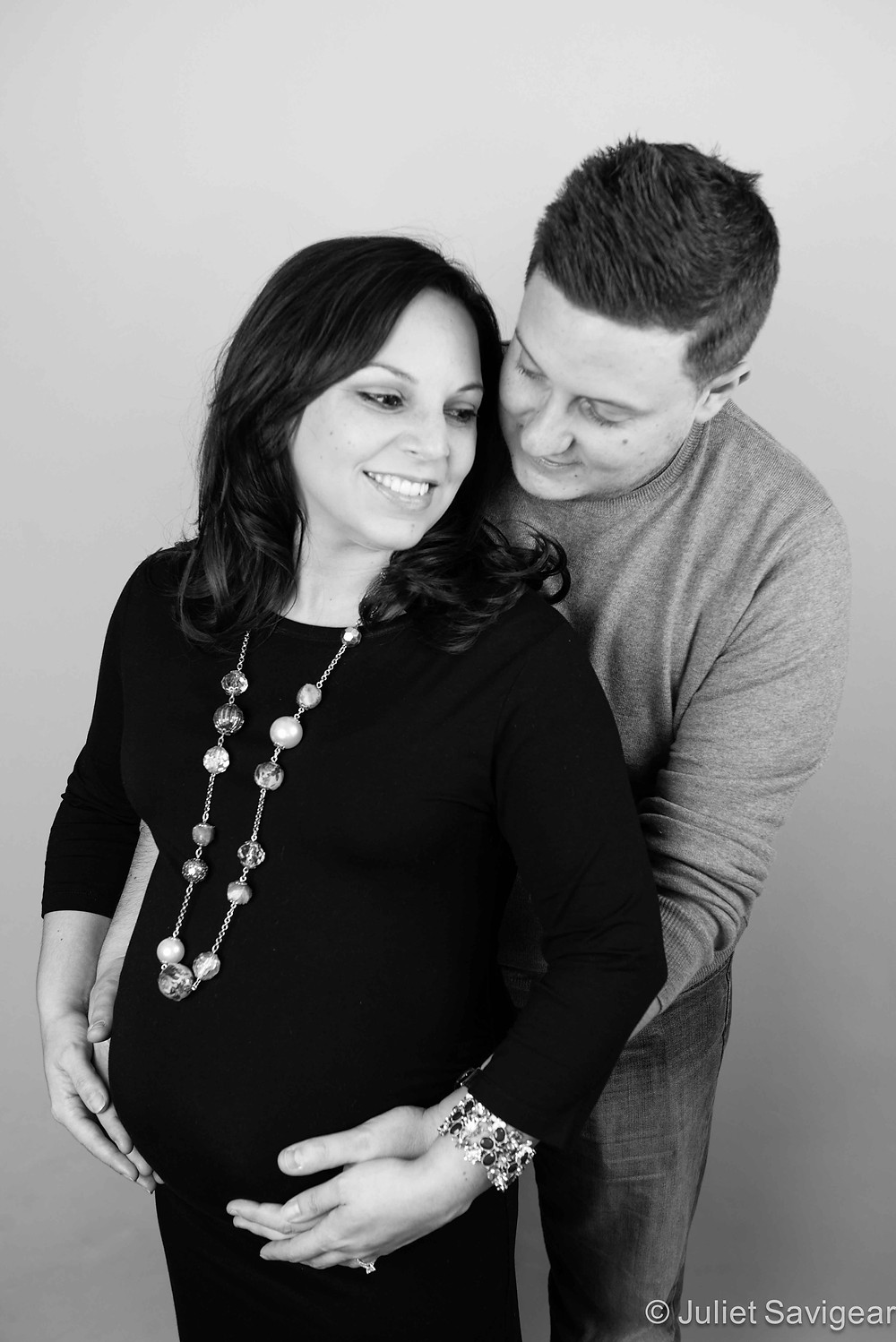 Our Baby's Coming Soon - Maternity Photography, Balham