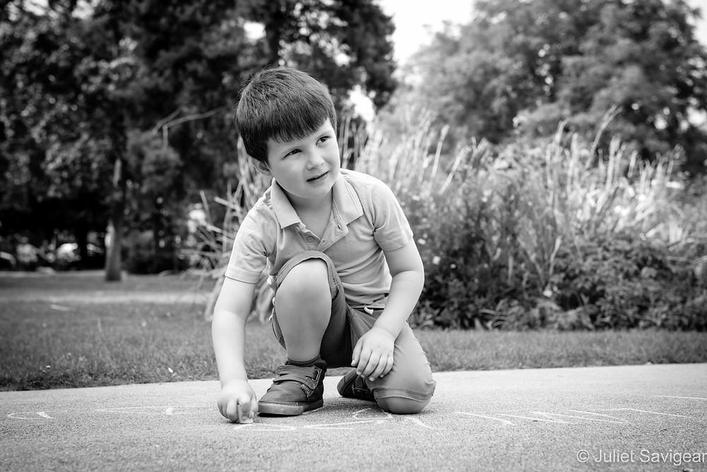 Children's photography