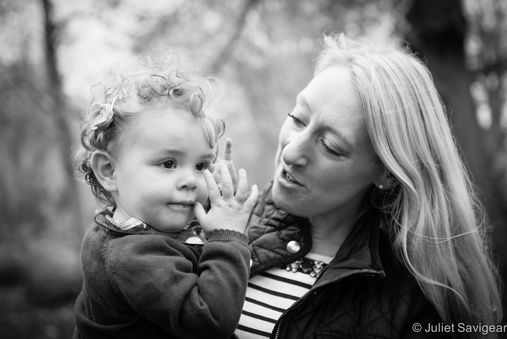 Mummy's Girl - Children's & Family Photography, Wimbledon
