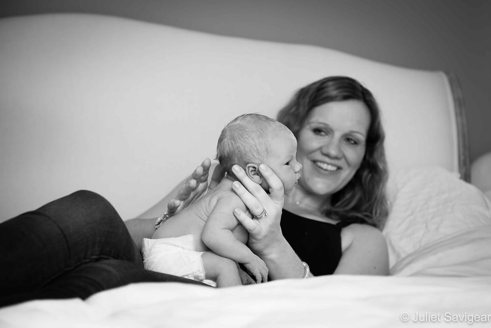 Wind - Newborn Baby Photography, Balham