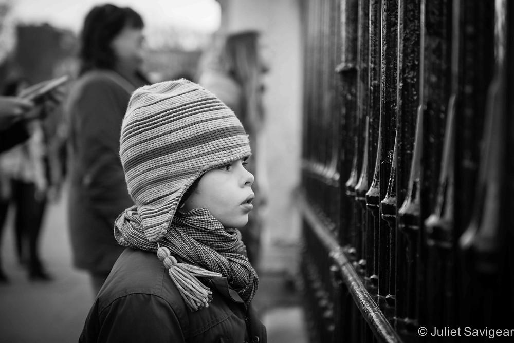 Buckingham Palace - Children's Photographer, London