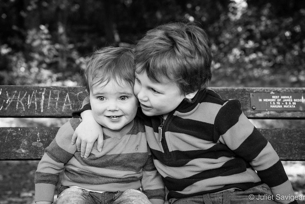 Brothers - Children's Photography - Wimbledon Common