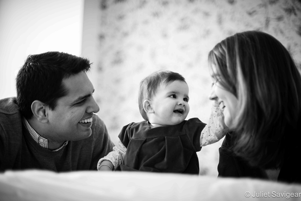 Mummy's eyes - Family Photography, Battersea