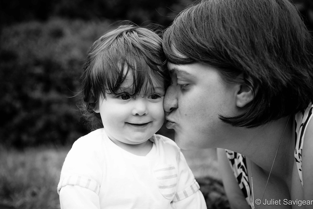 Kiss - Baby Photography, Penge