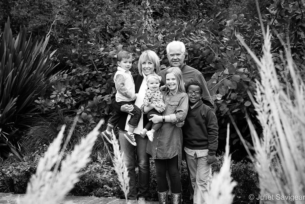 Family Portrait Photography - Southwark Park, London