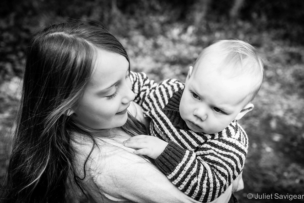 Brother & Sister - Children's & Family Photography, Tooting Common