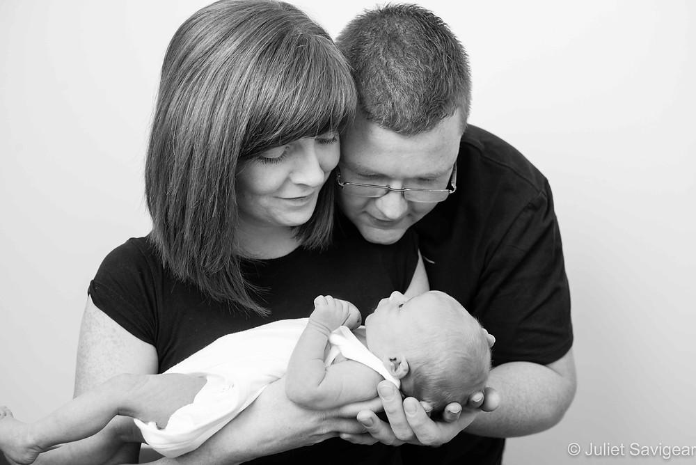 Family Portrait - Newborn Baby & Family photography, Willesden