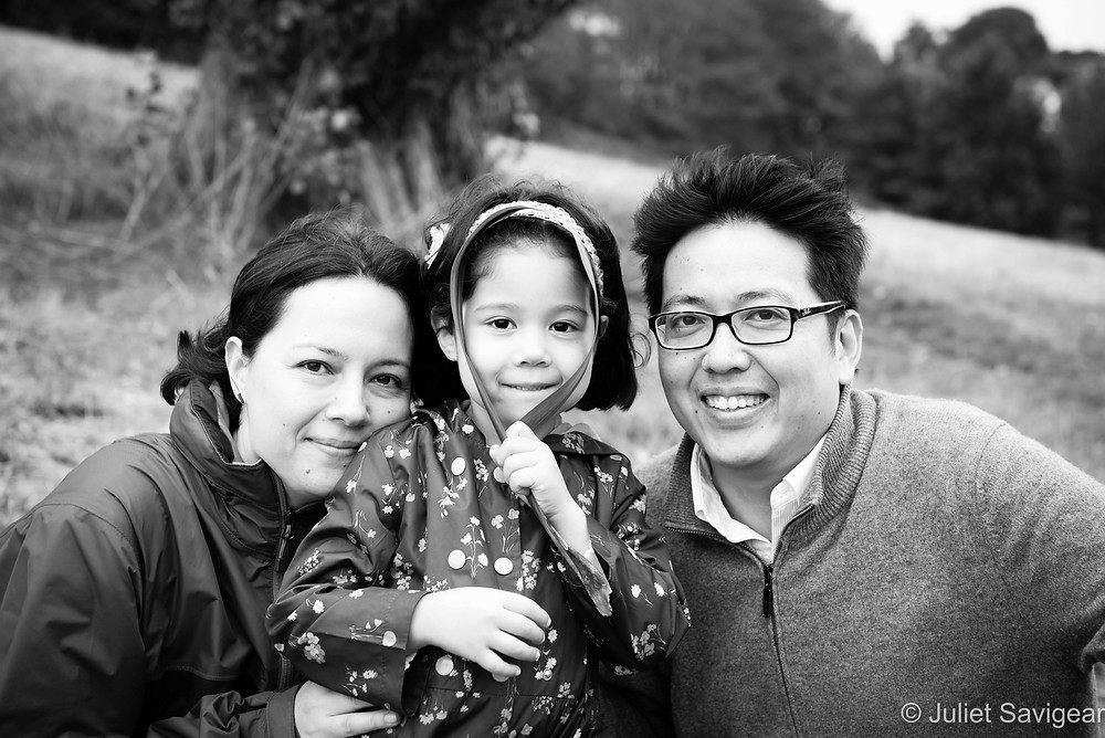 Family Portrait - Family Photography - Harrow On The Hill
