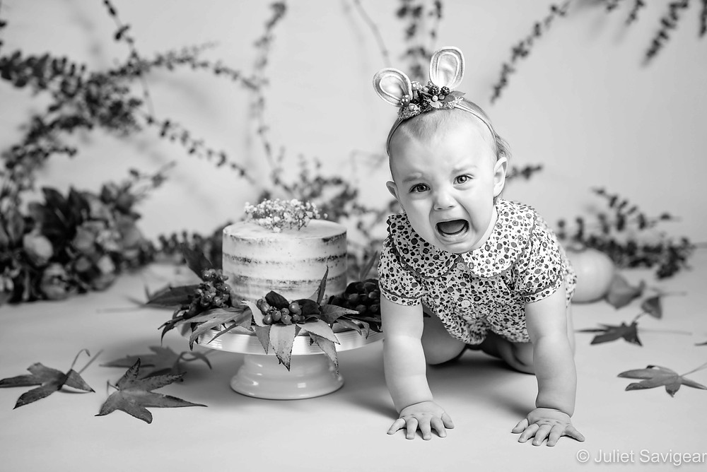 I don't want cake!