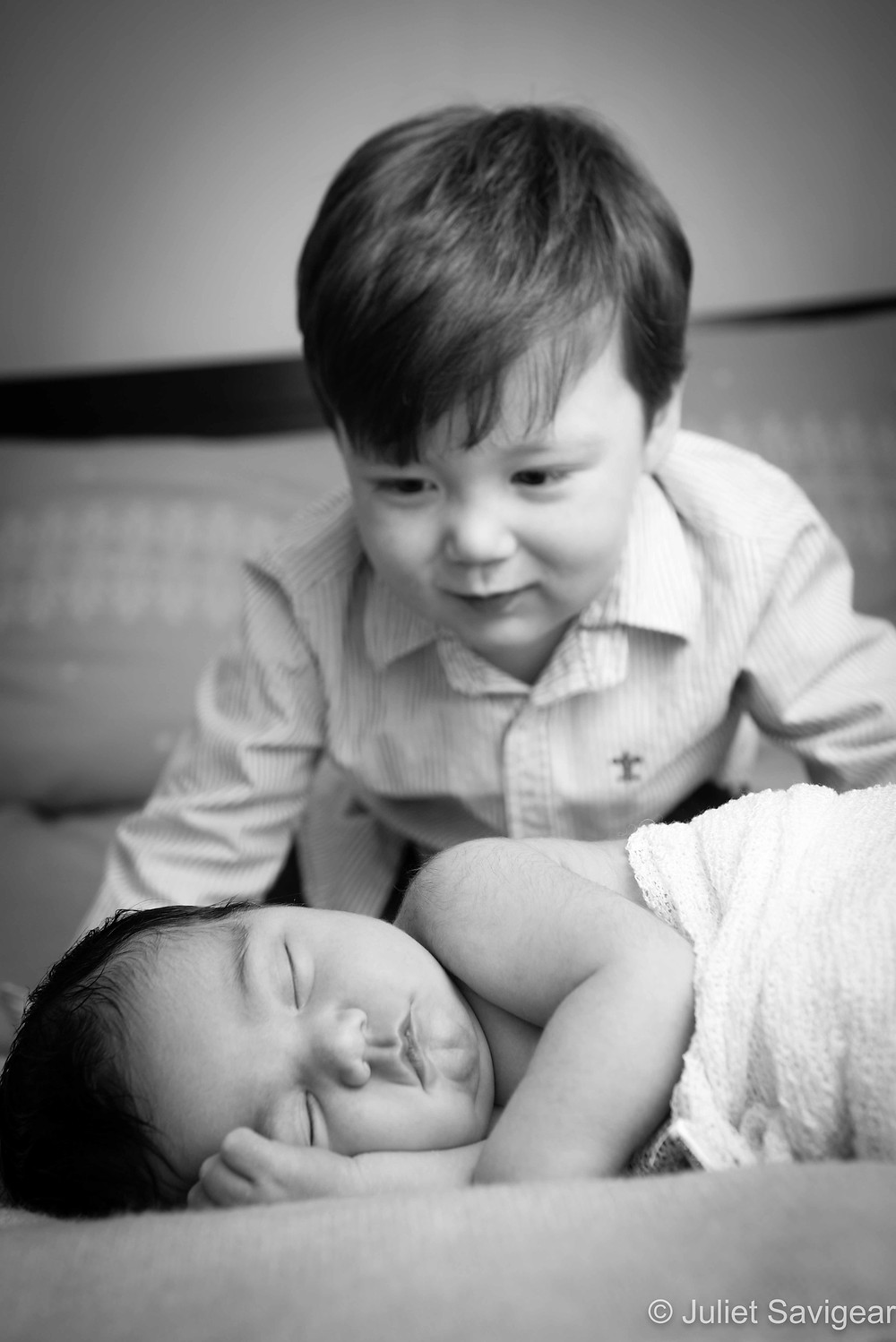 My Little Sister - Newborn Baby & Toddler Photography, London