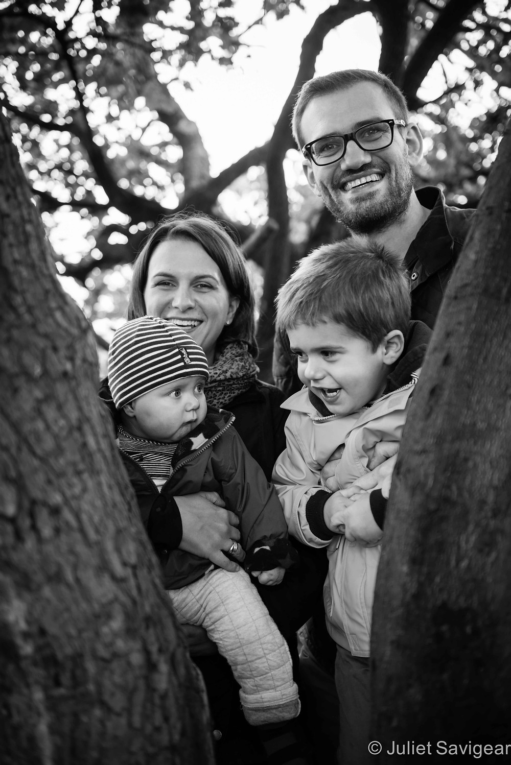 Family Portrait - Family Photography, Clapham Common