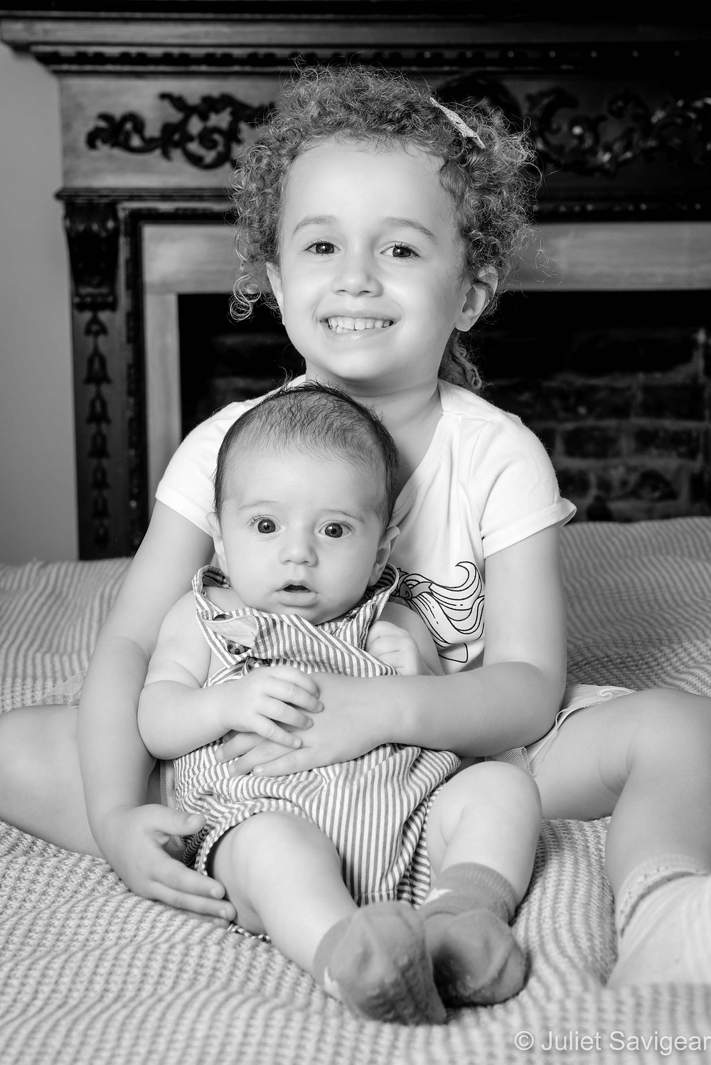 Children's photography at home