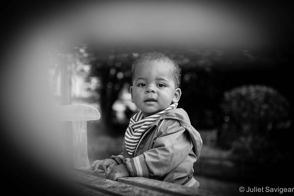 Peep Hole - First Birthday Photo Shoot, Kensal Green
