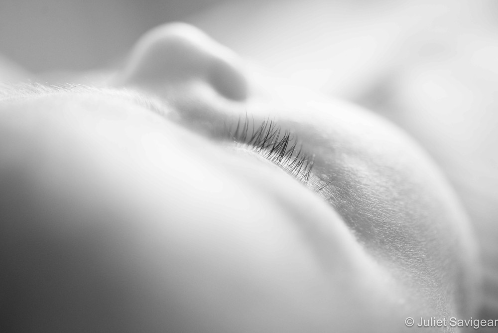 Eye Lashes - Baby Photography, Forest Hill