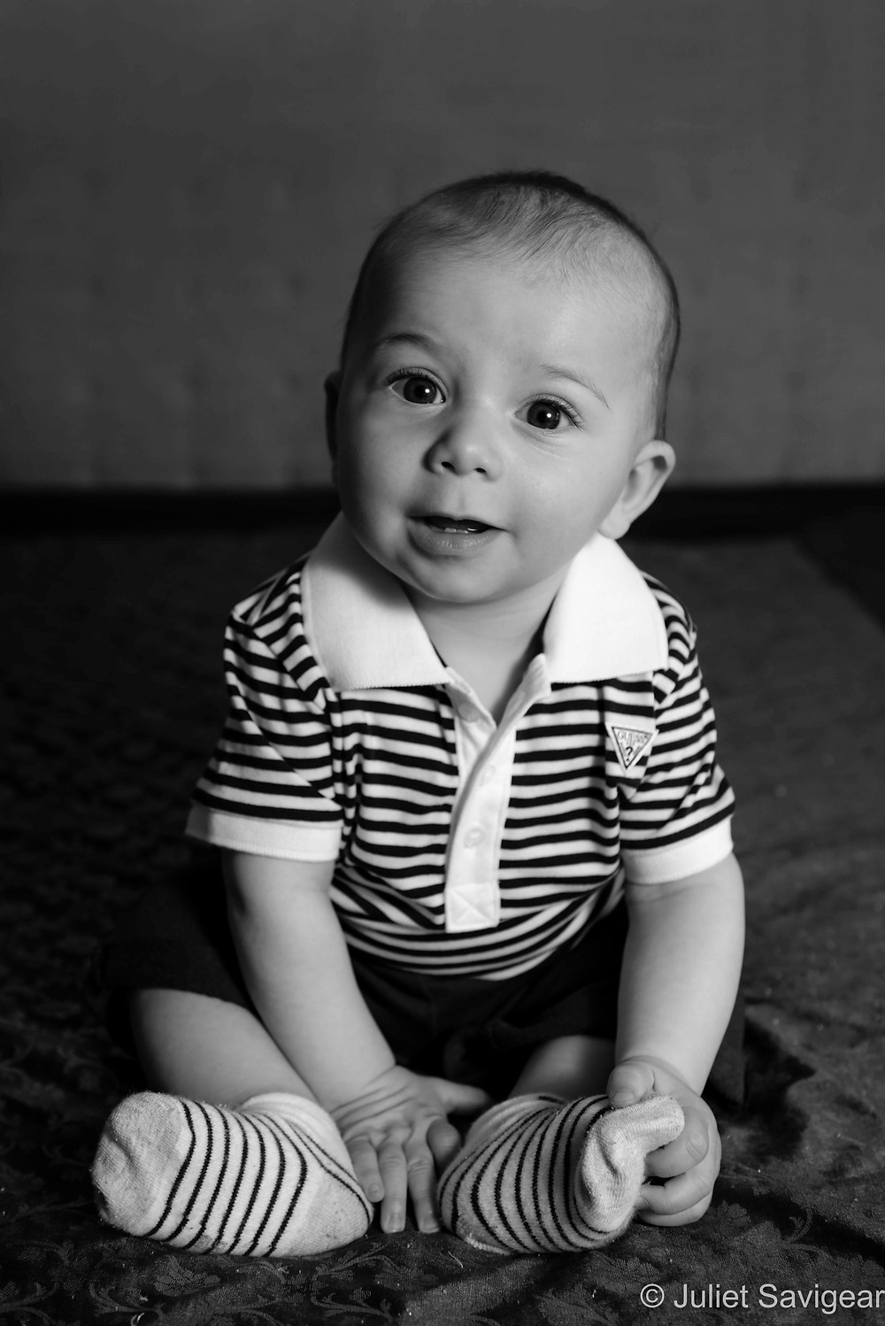 Six month old baby