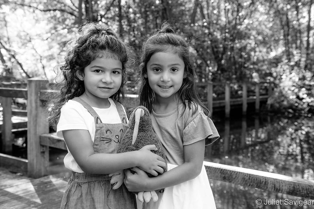 Twins - Wandsworth Common