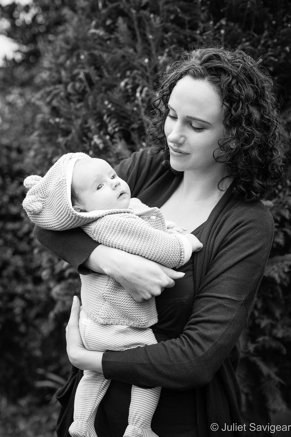 Mother & Baby - Family Photography, Forest Gate