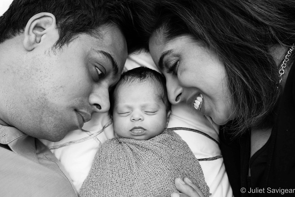 Family - Newborn Baby Photography, Colliers Wood