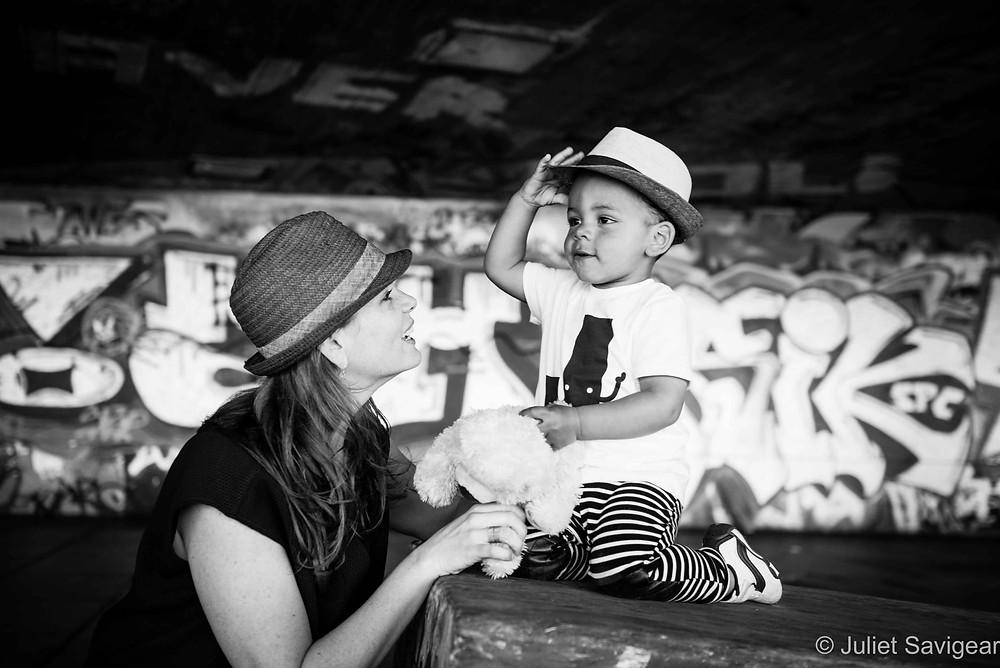 Mother & Son - Family Photographer, London