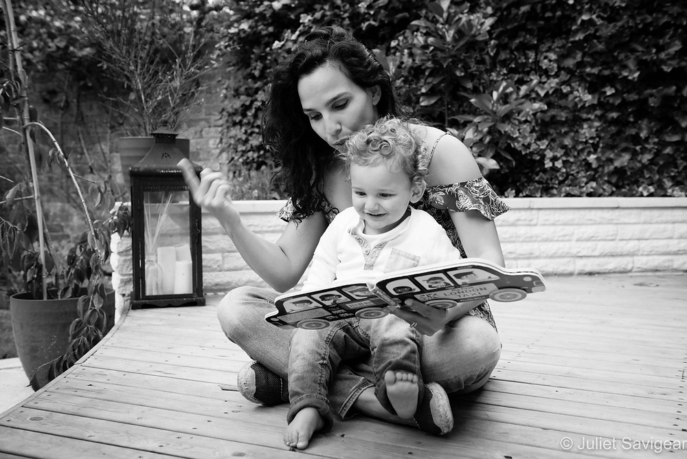 Reading - Family Photography, Maida Vale