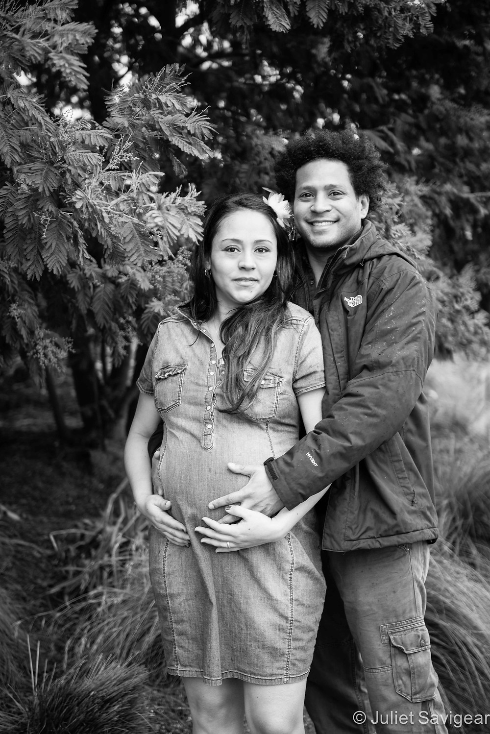 Mummy & Daddy-To-Be - Maternity Photography, Stratford