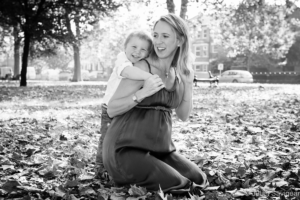 Mother & Toddler - Maternity Photography, Dulwich