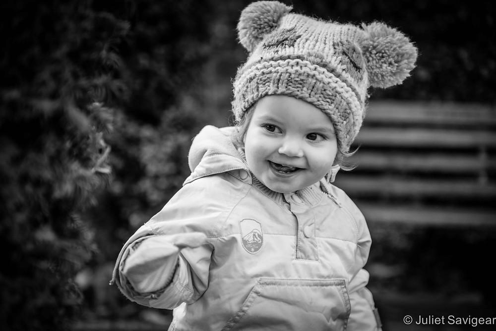 Peek-A-Boo - Children's Photography, Brockwell Park