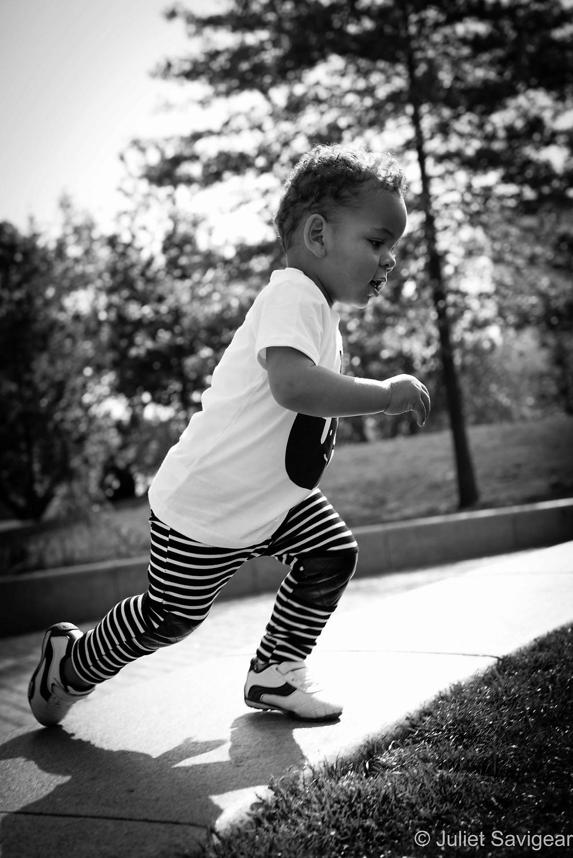 Now Run! Children's Photographer, London