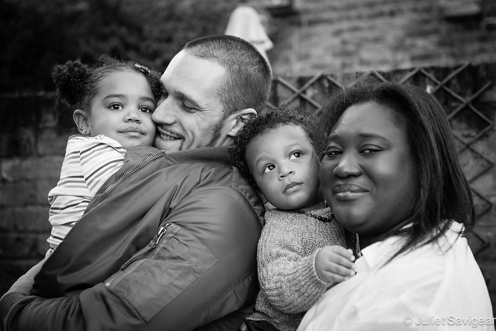 Family Portrait - Children's & Family Photography, Brixton