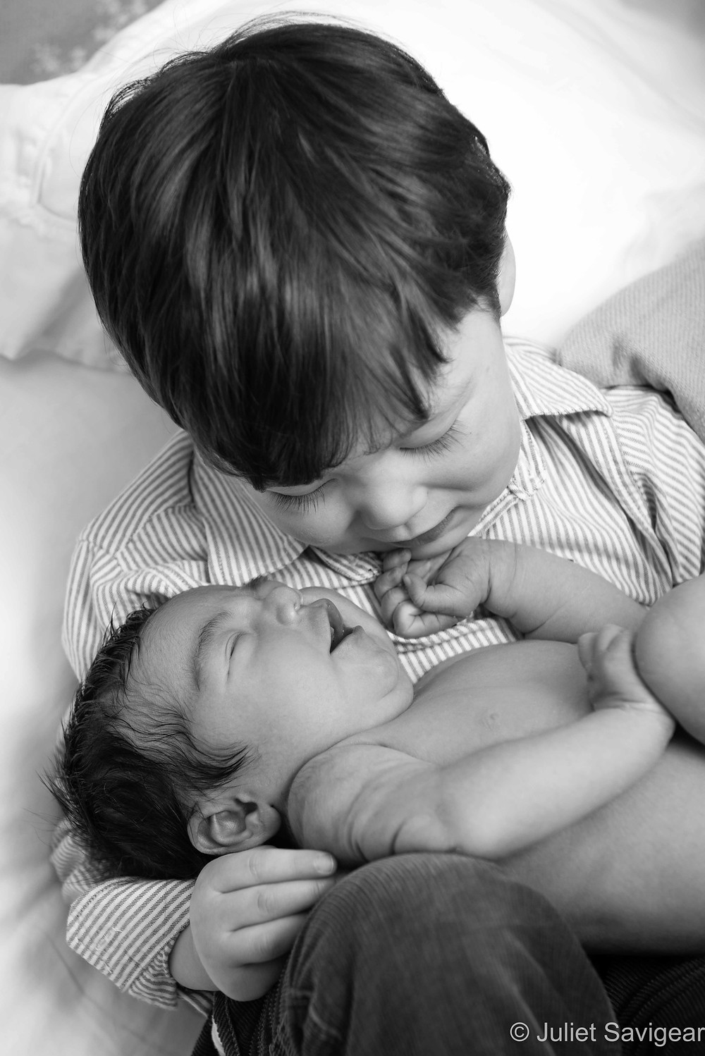 Caring - Newborn Baby & Toddler Photography, London