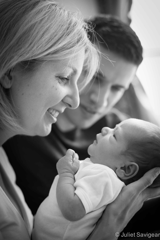 New Family - Newborn Baby Photography, Greenwich