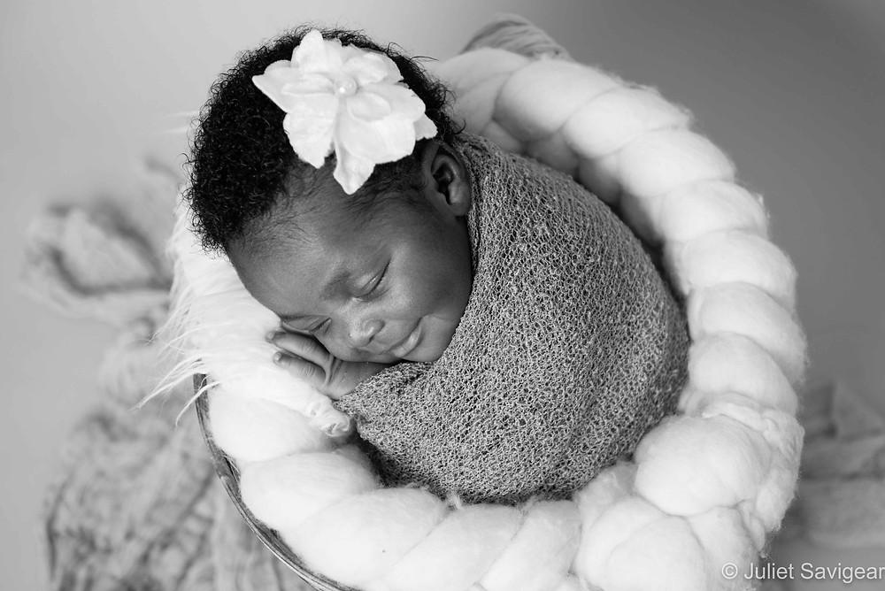 Happy Dreams - Newborn Baby Photographer, Streatham