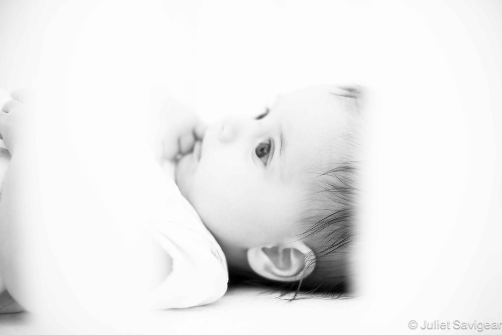 In My Cot - Baby Photography, Balham