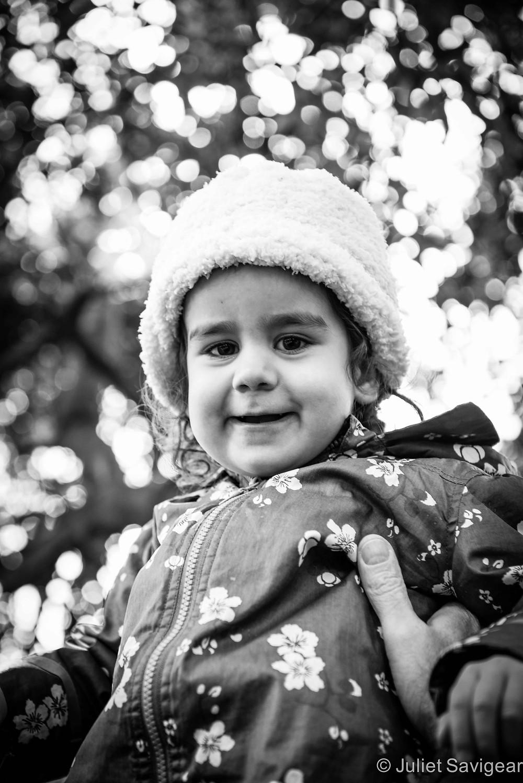 Children's Portrait Photography - Battersea Park