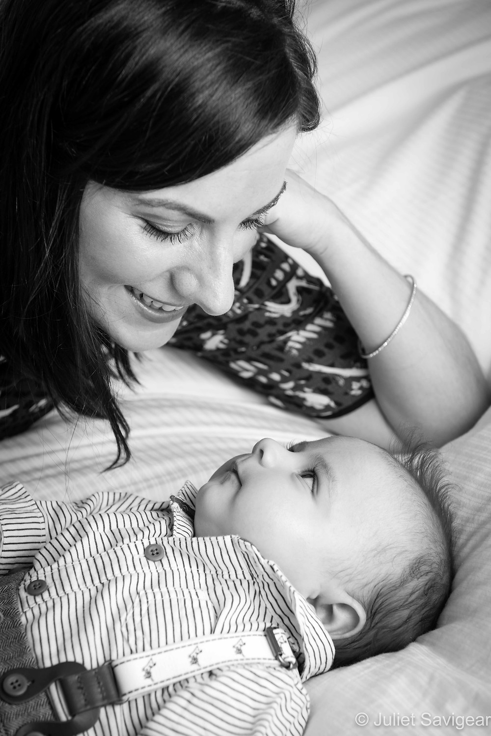 Mother & Baby - Baby Photography - Balham