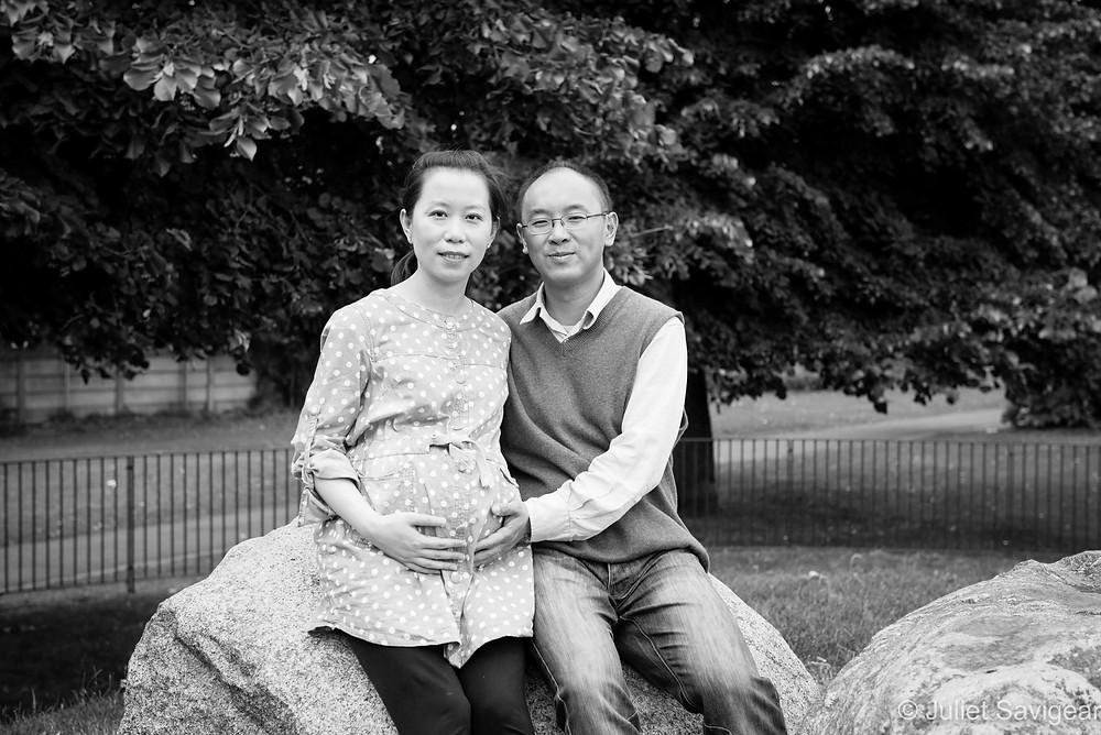 Maternity Photography - Stratford, London