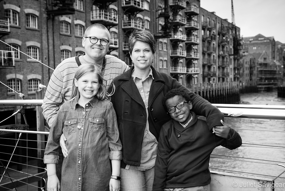 Family Portrait Photography - London