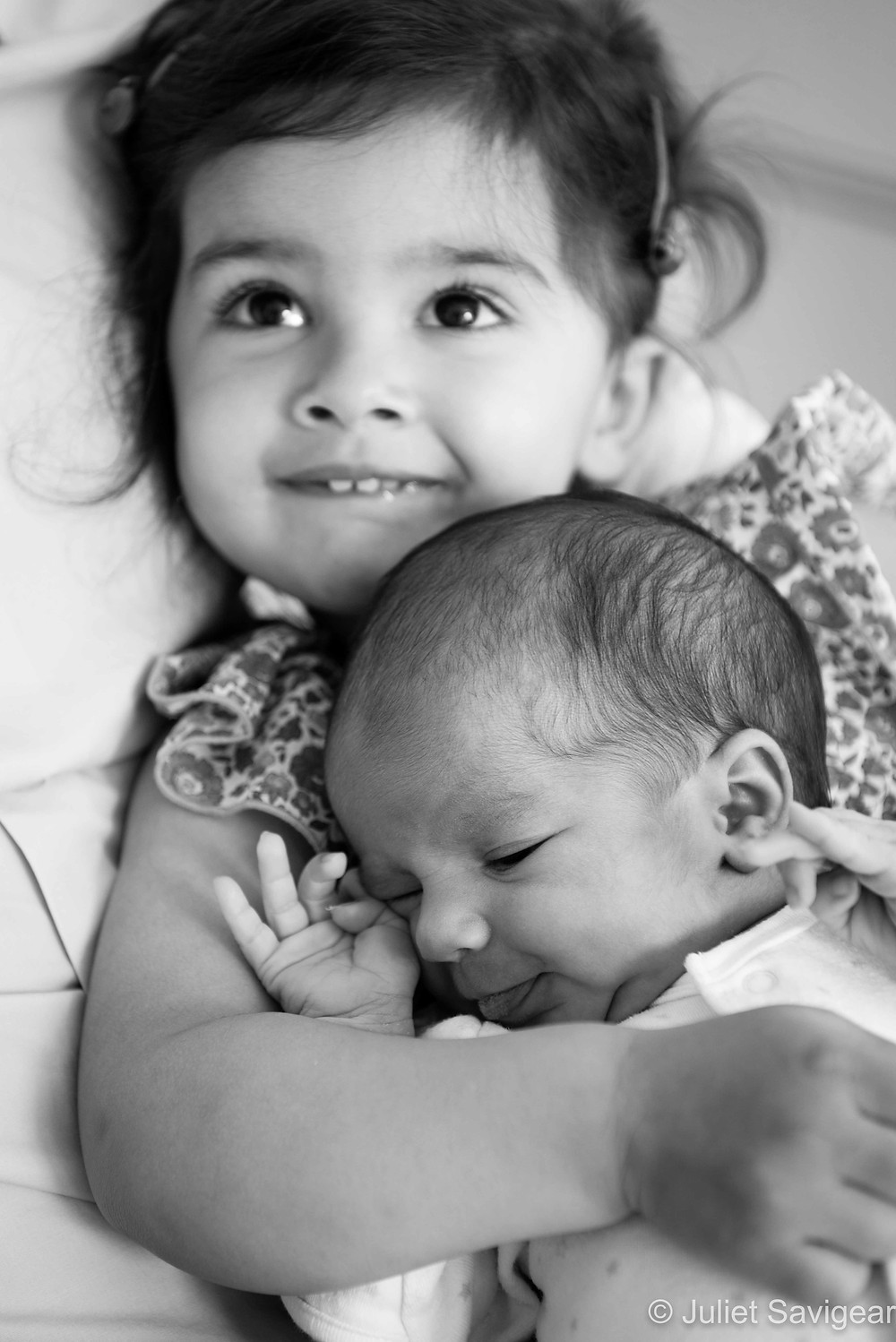 My Little Sister - Newborn Baby & Family Photography, Battersea