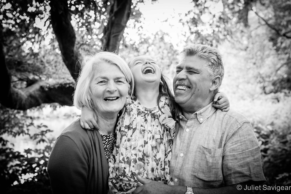 Giggles - Family Photography, Wimbledon