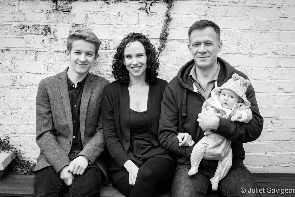 Family Portrait - Family Photography, Forest Gate