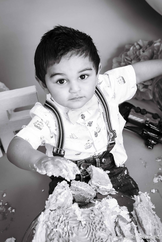 Cake Smash Mess!
