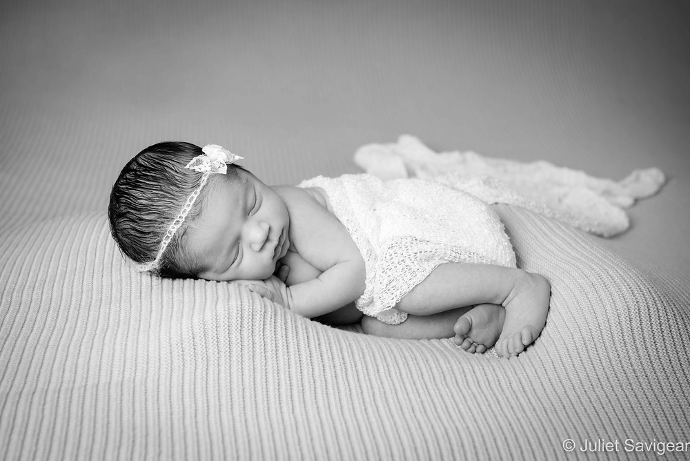 Simplicity - baby photography