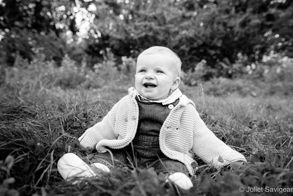 Baby on Clapham Common