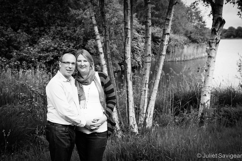 Down By The Lake - Pregnancy Photography, Great Windsor Park, Surrey