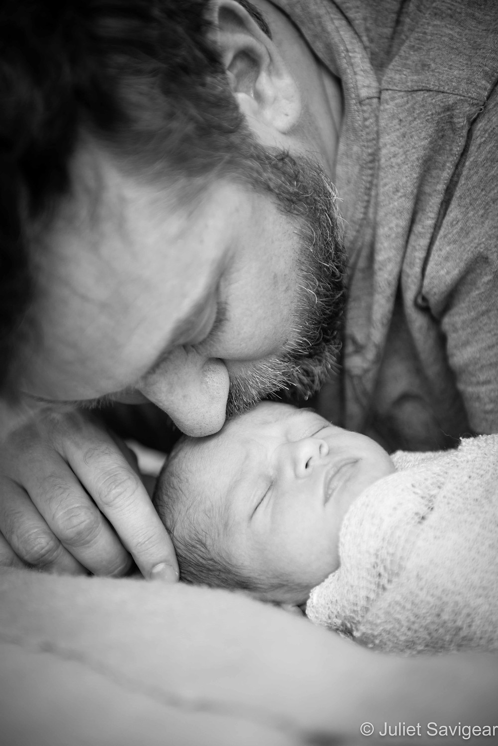 Daddy's Girl - Newborn Baby & Family Photography, Earlsfield