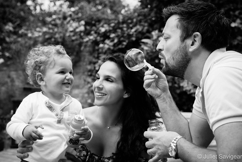 Family Portrait - Children's Photography, Maida Vale