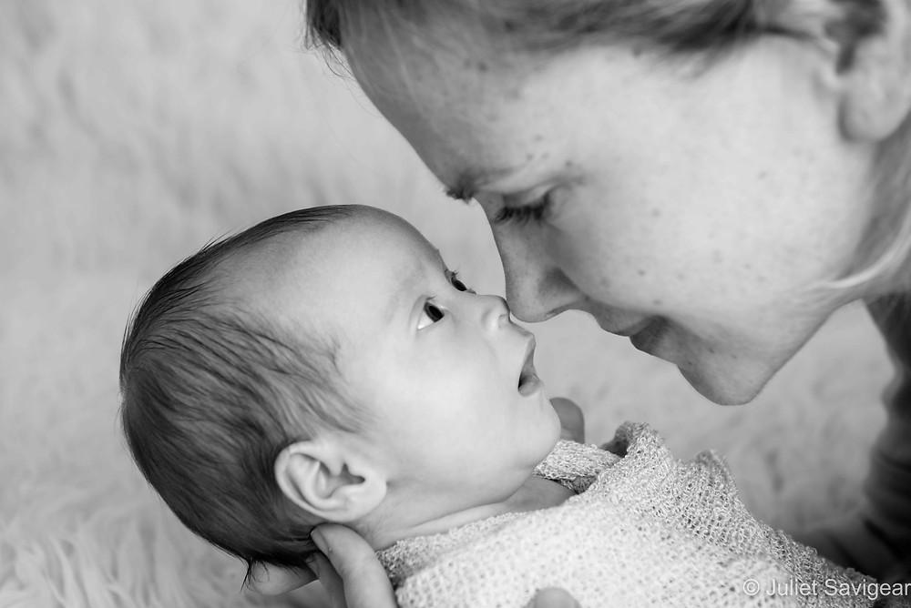 Mummy! Newborn Baby Photography - Wandsworth
