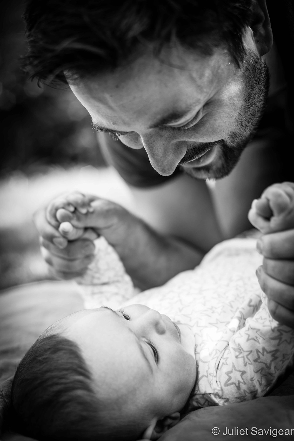 Father & Son - Baby & Family Photography, Maida Vale