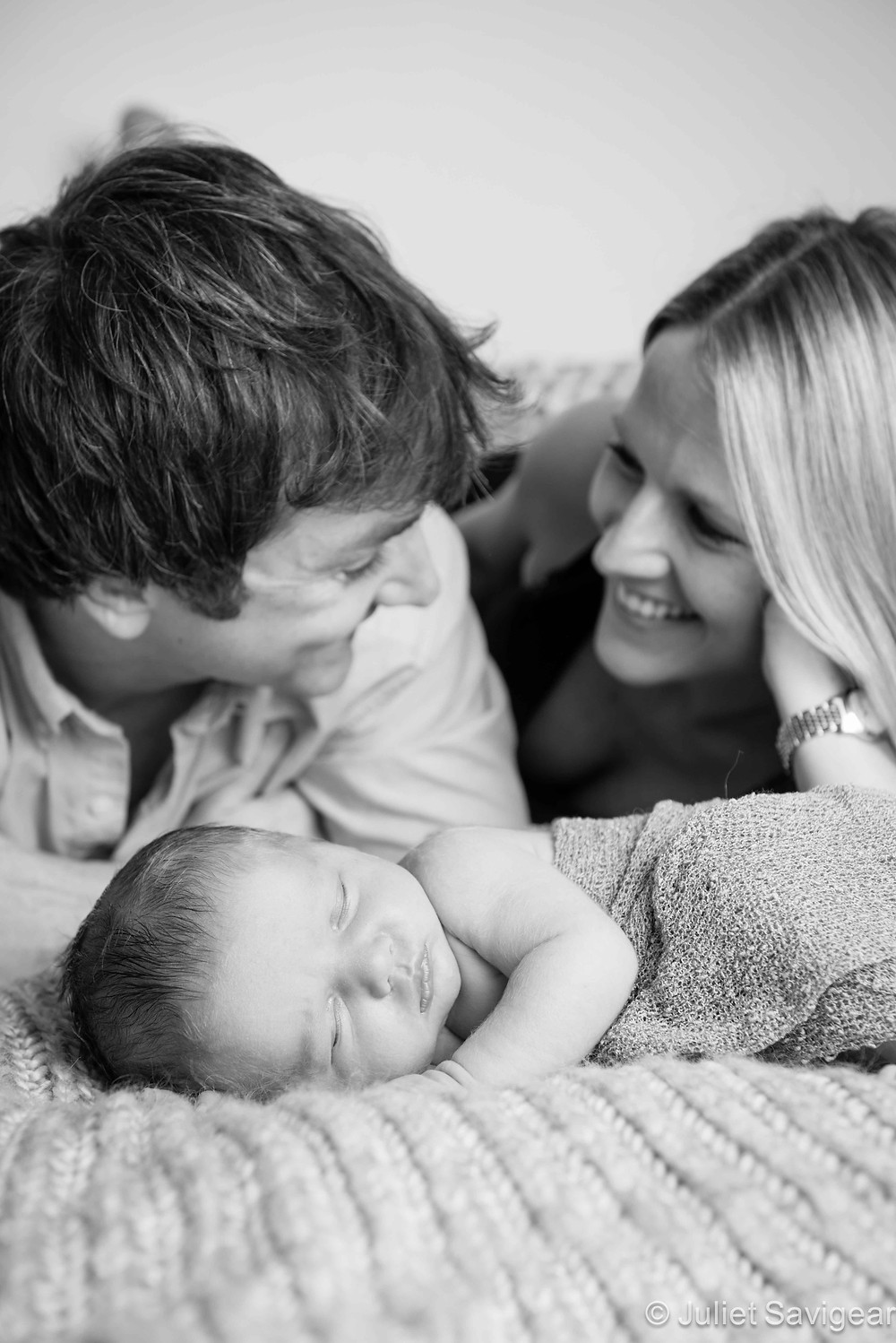 Our New Baby - Newborn Baby Photography, Clapham