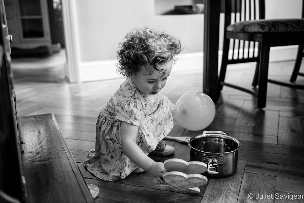 Pots & Bits - Children's Photography, Clapham